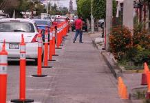 Cobrarán casi 850 pesos de multa a quienes obstruyan la ciclovía