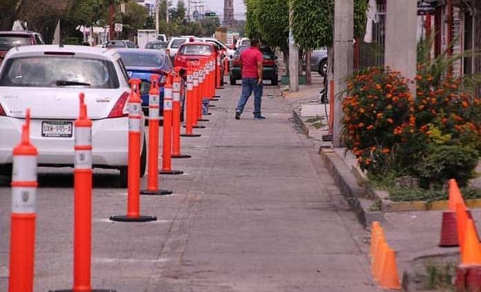 Inconformes con la ciclovía presentan escrito ante el Ayuntamiento