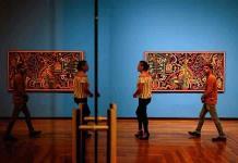 Exposición muestra cosmovisión y cultura de la comunidad wixárika