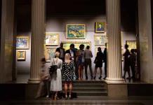 Museo Pushkin de Moscú exhibe tesoros de arte moderno