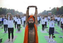 India celebra por quinto año consecutivo un masivo Día Internacional del Yoga