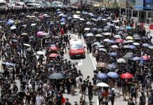 Reanudan protestas por reclamos no satisfechos en Hong Kong