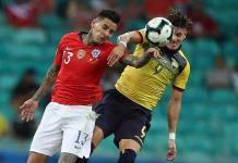 Chile vence a Ecuador en la Copa América