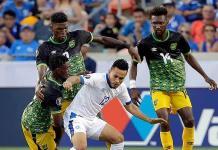 El Salvador y Jamaica igualan 0-0 en Copa Oro 2019