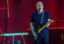 David Gilmour lucha por el cambio climático
