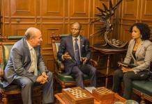 Embajador de Costa de Marfil visita la UASLP para concretar colaboración internacional