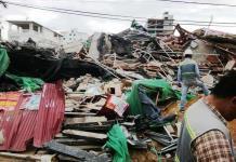 Colapsa un edificio en construcción en Camboya, mueren tres personas