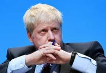 Altercado doméstico con su novia interfiere en la campaña de Boris Johnson
