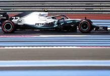 """""""Checo"""" Pérez largará 14 y Hamilton gana la """"pole"""" en GP de Francia"""