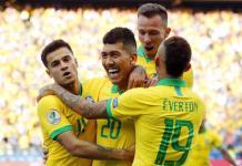Brasil y Venezuela avanzan a cuartos de final de Copa América
