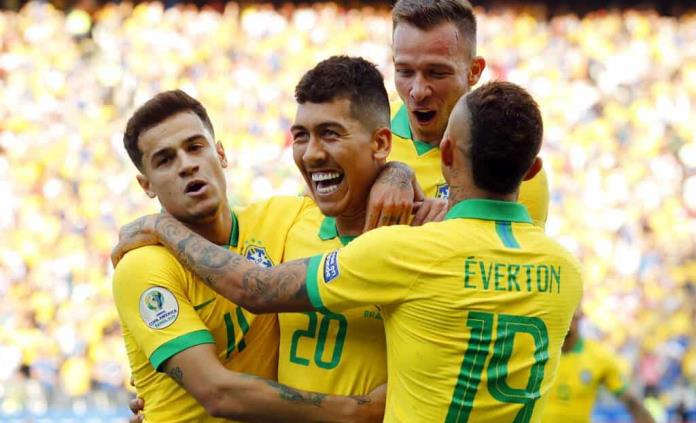 Brasil y Venezuela avanzan a cuartos de final de Copa América - photo#30