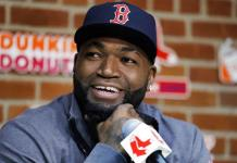 David Ortiz sale de terapia intensiva