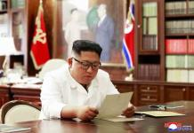 """Kim Jong Un recibe carta """"excelente"""" de Trump"""