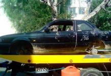 Cinco vehículos robados, recupera la Estatal