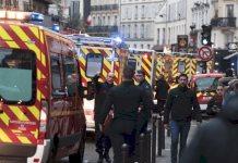 Mueren tres personas en un incendio en el centro de París