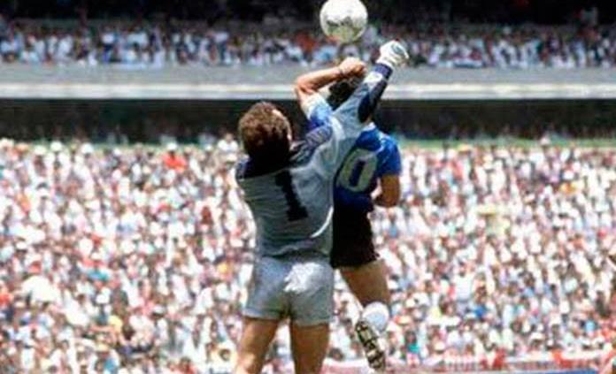 Maradona es el mejor de la historia, pero no lo respeto: Peter Shilton