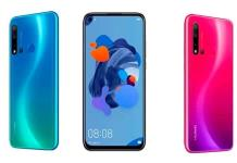 Veto no frena a Huawei; anuncia nuevos teléfonos