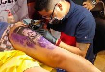 Del muro a la piel, el arte de tatuar