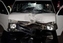 Motociclista resulta lesionado en aparatoso accidente sobre el tramo Tamuín-San Vicente