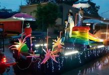 Realizan Marcha del Orgullo Gay en Valles