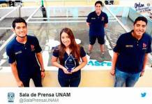 Estudiantes de la UNAM ganan premio en EU con diseño de ciudad flotante y sustentable