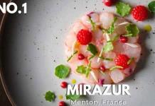 Mirazur del argentino Mauro Colagreco, mejor restaurante del mundo