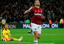 Javier Hernández revela su posible salida del West Ham