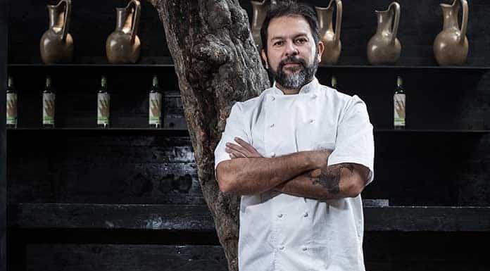 Destaca ONU trabajo del chef mexicano Enrique Olvera en favor del medio ambiente'>