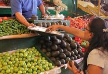 Llega a 130 pesos el kilo de aguacate en mercados del país