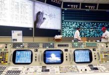 50 años después de la Apolo, la NASA reabre el centro de control