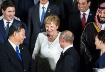 Gobierno alemán afirma que Merkel está bien de salud tras segundo episodio temblores