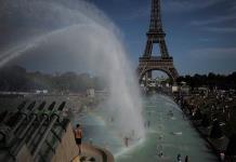 Francia registra la mayor temperatura en su historia
