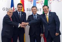 Presenta Ebrard en G-20 Plan de Desarrollo Integral en Centroamérica