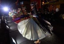 Concurso de Cholitas reivindica tradición
