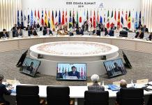 Dividen cambio climático y libre comercio al G20
