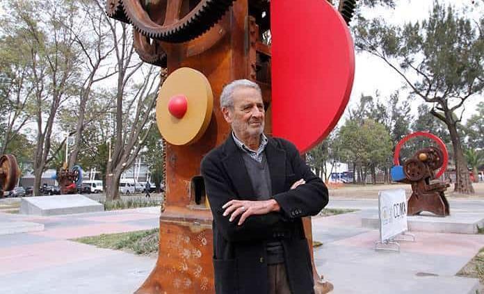 Vicente Rojo recibirá homenaje nacional con exposición retrospectiva