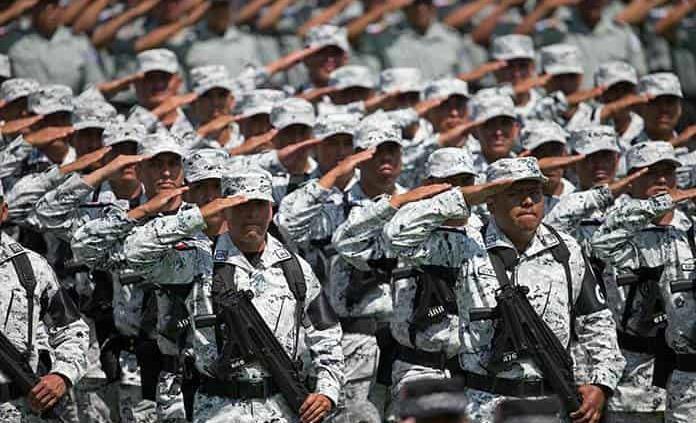 Difieren cifras de elementos de Guardia Nacional en SLP