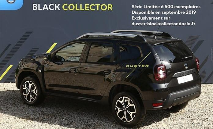 Duster tiene su edición limitada solo para Francia y en 4x4