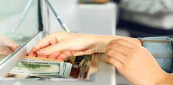 Dólar repunta 25 centavos y se vende a 19.66 pesos al menudeo