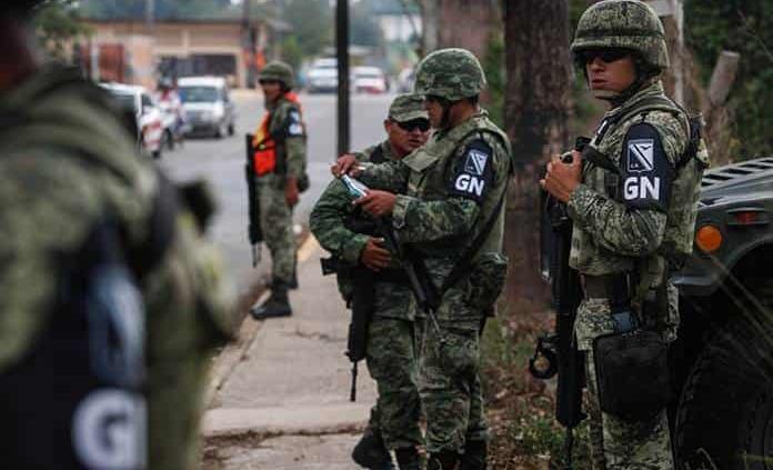 Reprobaron exámenes 5 mil 818 elementos para la Guardia Nacional