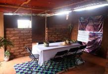 Mexicano fabrica casa hecha de sargazo que será replicada en el Caribe