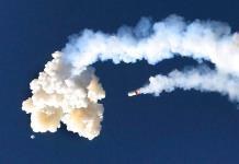 La NASA prueba el sistema de emergencia de la cápsula Orión