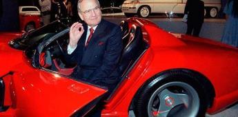 Muere Lee Iacocca, creador del Ford Mustang