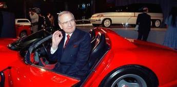 Muere Lee Iacocca, autor de la resurrección de Chrysler