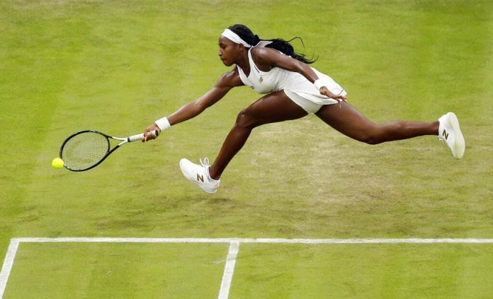 WTA: ¡Joven Maravilla! Cori Gauff a tercera ronda en Wimbledon