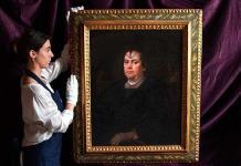 """La obra """"La Amante del Vaticano"""" de Velázquez se vende por 3mdd"""