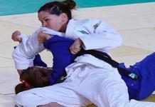 Judocas mexicanos Ruvalcaba y Ávila ganan oro en Estados Unidos