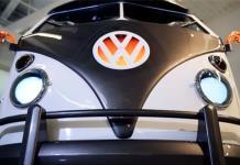 Presenta Volkswagen la Combi eléctrica Tipo 20