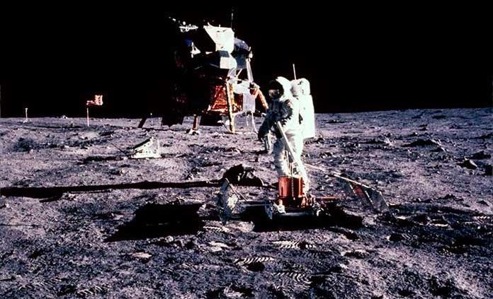 Fama y fortuna de los tres astronautas de la misión Apolo 11