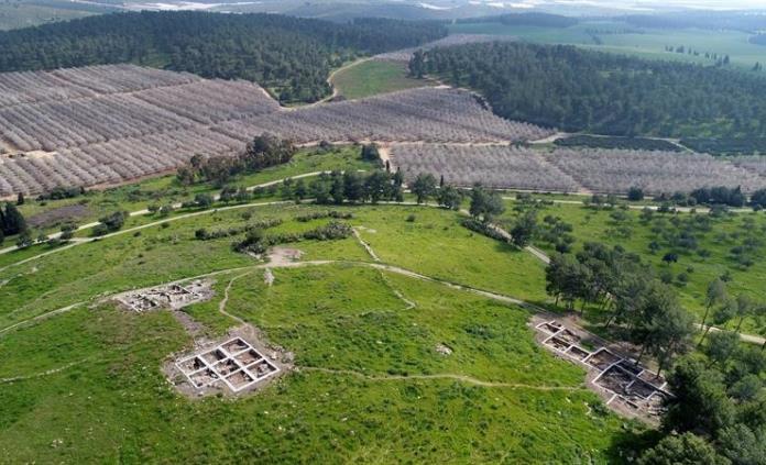 Arqueólogos descubren ciudad de la época de rey David, donde pudo haberse refugiado
